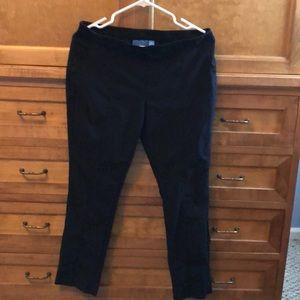 Vera Wang petite large black pants